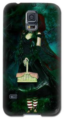 Who Is Afraid Of The Big Bad Wolf Galaxy S5 Case