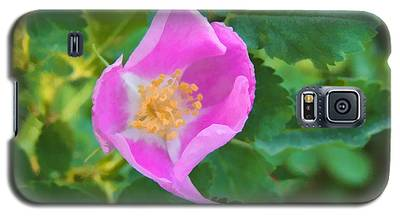 Wild Rose  Galaxy S5 Case