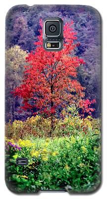 Wildwood Flowers Galaxy S5 Case