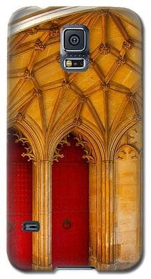 Winchester Cathedral Archway - Mike Hope Galaxy S5 Case
