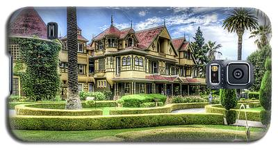 Winchester Mystery House Galaxy S5 Case