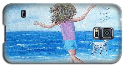 Wind In My Hair Galaxy S5 Case