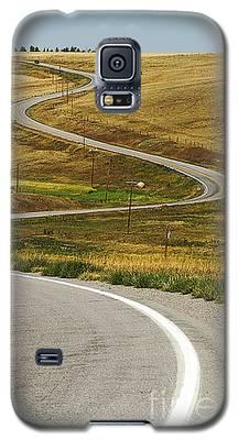 Winding Road Galaxy S5 Case