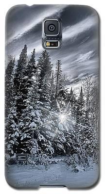 Winter Star Galaxy S5 Case