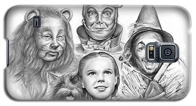 Wizard Of Oz Galaxy S5 Case