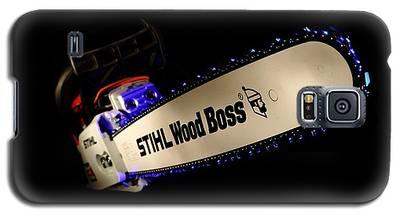 Wood Boss Galaxy S5 Case