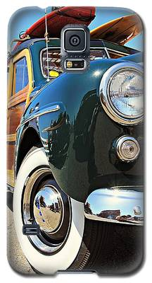 Woodie On The Wharf Galaxy S5 Case