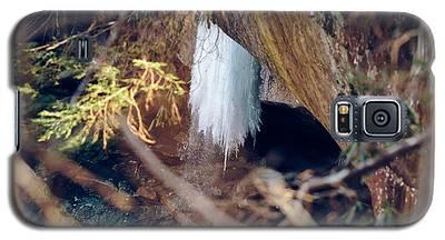 Yahoo Falls Frozen 1 Galaxy S5 Case
