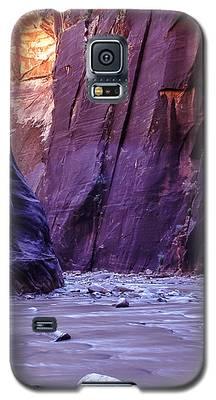 Zion Narrows Galaxy S5 Case