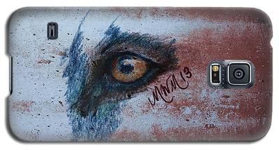 Zombie Wolf Eye Galaxy S5 Case