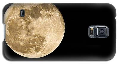 2012 Super Moon Galaxy S5 Case