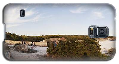 Access To The Beach Of Es Trenc Galaxy S5 Case