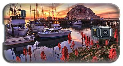 Beautiful Morro Bay Galaxy S5 Case