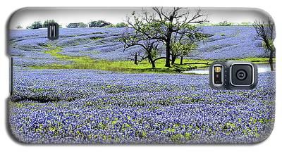 Blue Pride Galaxy S5 Case