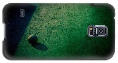 Bocce Ball Court Galaxy S5 Case
