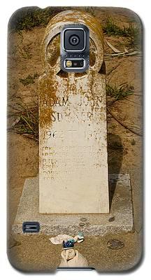 Bodega Bay Cemetery Galaxy S5 Case