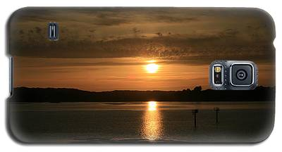 Bodega Bay Sunset II Galaxy S5 Case