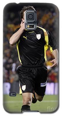 Bojan Krkic Celebrating A Goal 2 Galaxy S5 Case