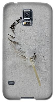 Buried Feather Galaxy S5 Case