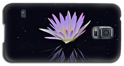 Celestial Waterlily Galaxy S5 Case