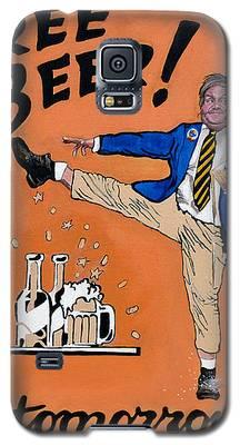 Chris Farley Galaxy S5 Case