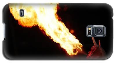 Fire Axe Galaxy S5 Case