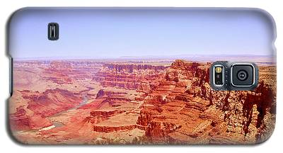 horizon in Grand Canyon Galaxy S5 Case
