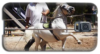 Horse Training Galaxy S5 Case
