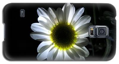 Illuminated Daisy Photograph Galaxy S5 Case