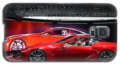 Lexus Lf-lc Galaxy S5 Case