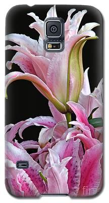 Luscious Lilies Galaxy S5 Case