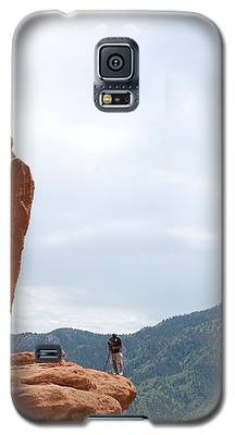 Only A Photographer Would Do.. Galaxy S5 Case