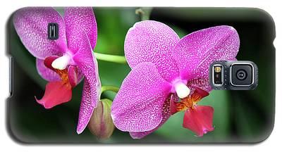 Orchid Purple Galaxy S5 Case