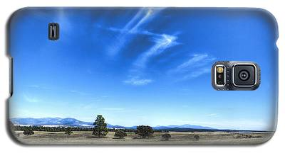 Point Of Pines - San Carlos Indian Reservation Galaxy S5 Case
