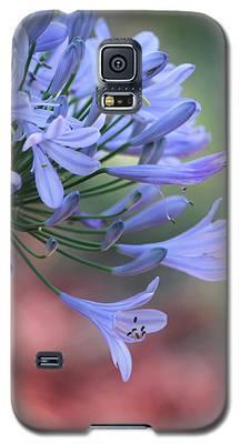 Pretty In Blue Galaxy S5 Case