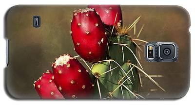 Prickley Pear Fruit Galaxy S5 Case