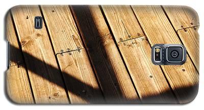 Shaded Walkway Floor Galaxy S5 Case