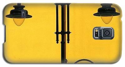 Decorative Galaxy S5 Cases