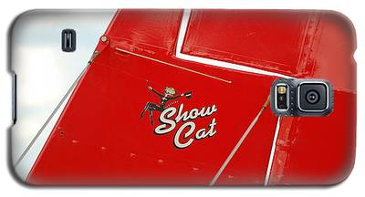 Show Cat Galaxy S5 Case
