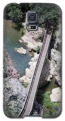 The Foot Bridge Galaxy S5 Case