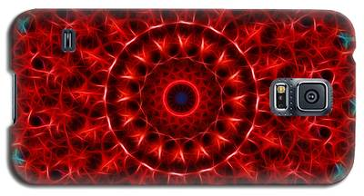 The Red Abyss Galaxy S5 Case