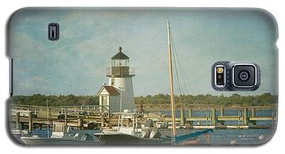 Welcome To Nantucket Galaxy S5 Case