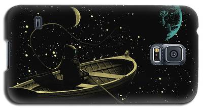 Trip To Silence Galaxy S5 Case