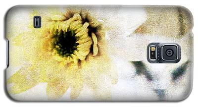 Yellow Daisy Galaxy S5 Cases