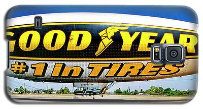 My Goodyear Blimp Ride Galaxy S5 Case