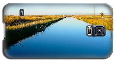 Biggs Canal Galaxy S5 Case
