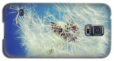 Blue Galaxy S5 Cases