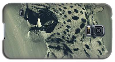 Leopard Galaxy S5 Cases