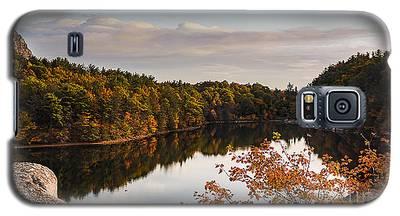 Mohonk Mountain House Lake Galaxy S5 Case