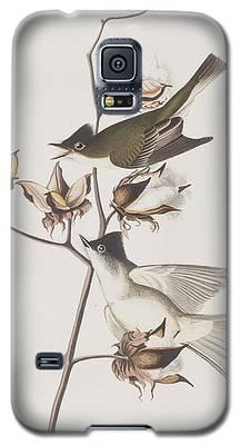 Flycatcher Galaxy S5 Cases